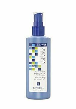 Andalou Naturals Hair Spray - Age Defying - Argan Fruit Stem