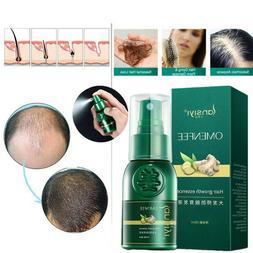 Hair Spray Anti Hair Loss Ginger Hair Growth Repair Anti-hai