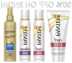 Pantene Hair Styler, Volume Mousse 6.6 Oz / Repair Protect D
