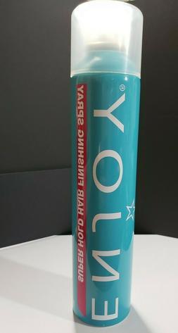 Enjoy Hair Super Hold Finishing Spray 10 Oz  Firm Hairspray
