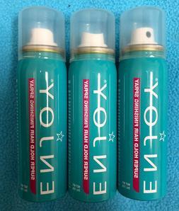 ENJOY Hair Super Hold Finishing Spray 2 oz TRAVEL SIZE 3 PAC