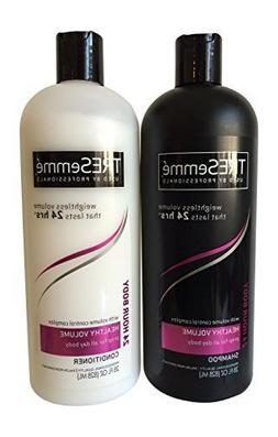 Tresemme Healthy Volume Shampoo And Conditioner 24 Hour Body