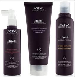 INVATI Shampoo 6.7 oz Conditioner 6.7 oz Scalp Revitalizer 5