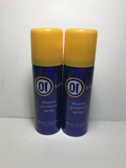Its A 10 Miracle Finishing Hair Spray 1.7 Oz Travel Size Lot