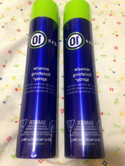 Its a 10 Miracle Finishing Spray 10 oz - 2 pack