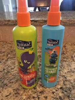 Suave Kids Detangling Spray And Morning Hair Tamer