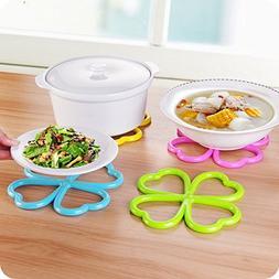 Kitchen Tools & Gadgets - New Heart-Shaped Flower Shape Pvc