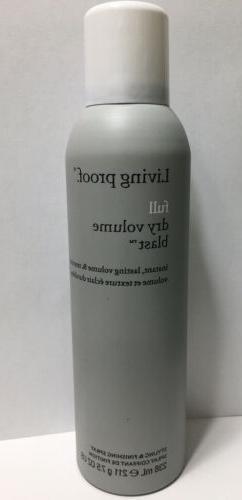 1 LIVING PROOF Full Dry Volume Blast 7.5 Oz / 238mL Styling