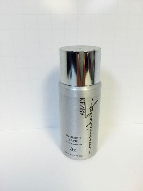 26 platinum finishing max hold hairspray 1