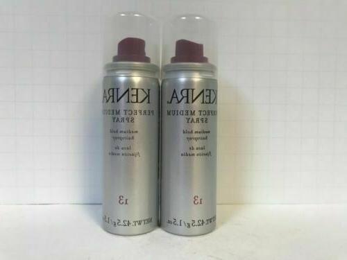 2x perfect medium hair spray 13 1