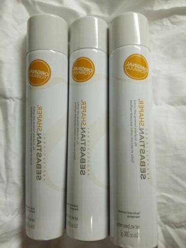 3 shaper original formula hair spray 10