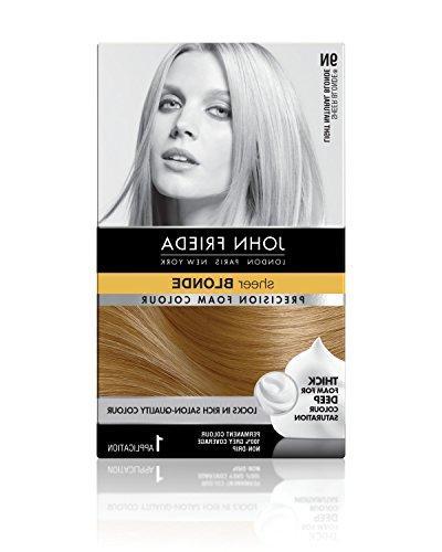 John Frieda Precision Foam Colour, Light Natural Blonde 9N