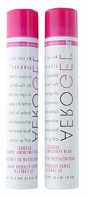 aerogel hair spray 10 5 oz 2