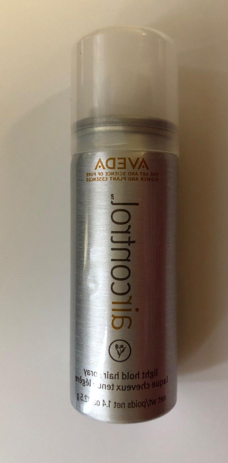 air control hair spray travel size