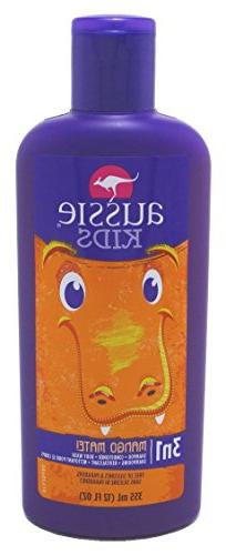 Aussie Kids Mango Mate 3 in 1 Shampoo and Conditioner Body W
