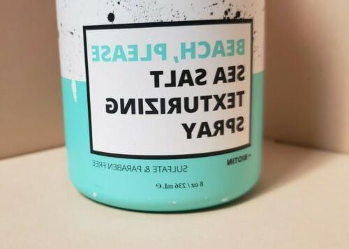 FoxyBae BEACH Salt -
