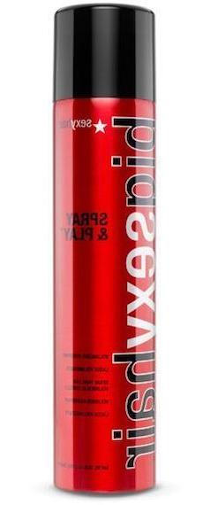 Big Sexy Hair Spray and Play Volumizing Hairspray 10 Oz. - F