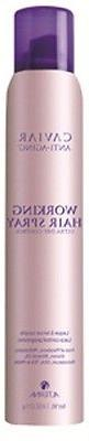 ALTERNA CAVIAR ANTI-AGING WORKING HAIR SPRAY 7.4 OZ / 211g