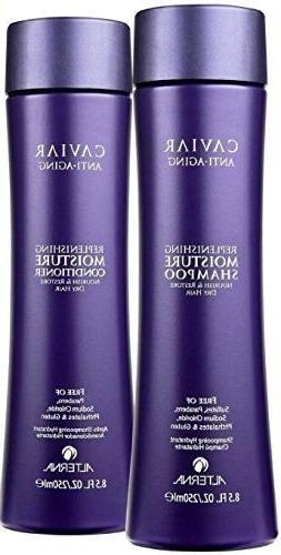 Alterna Moisture Shampoo & Conditioner by