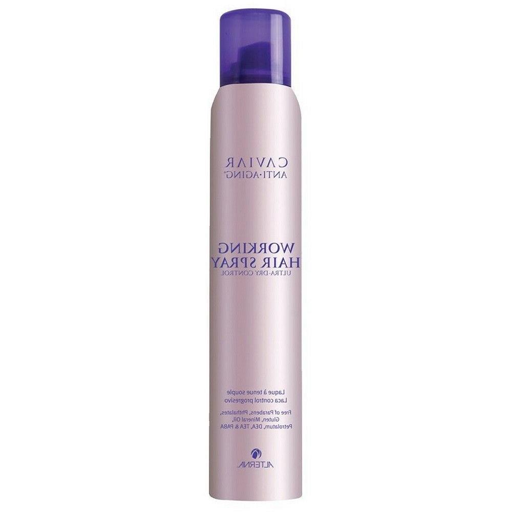 caviar working hairspray hair spray 7 4