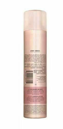 Nexxus Comb Thru Natural Hold Design Spray