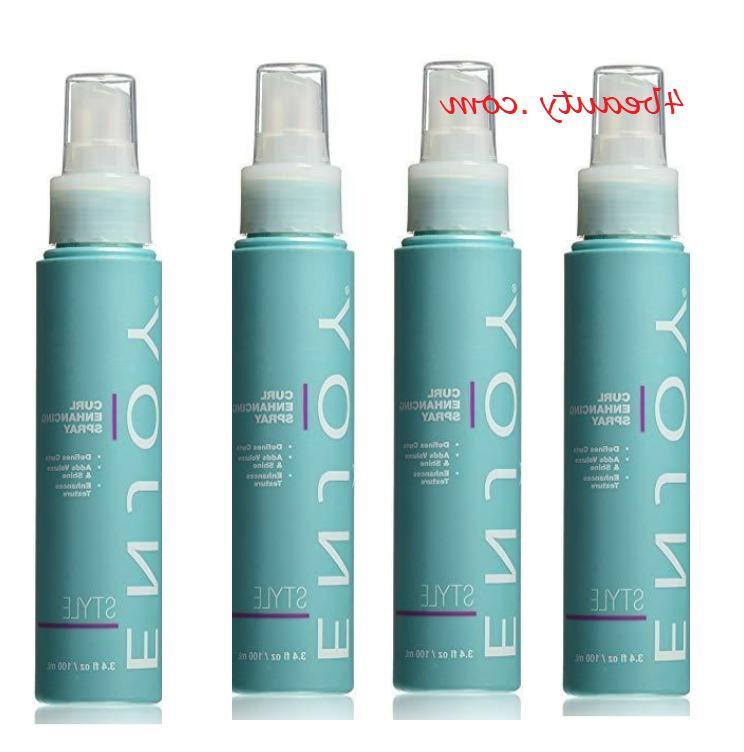 curl enhancing spray 3 4 oz choose