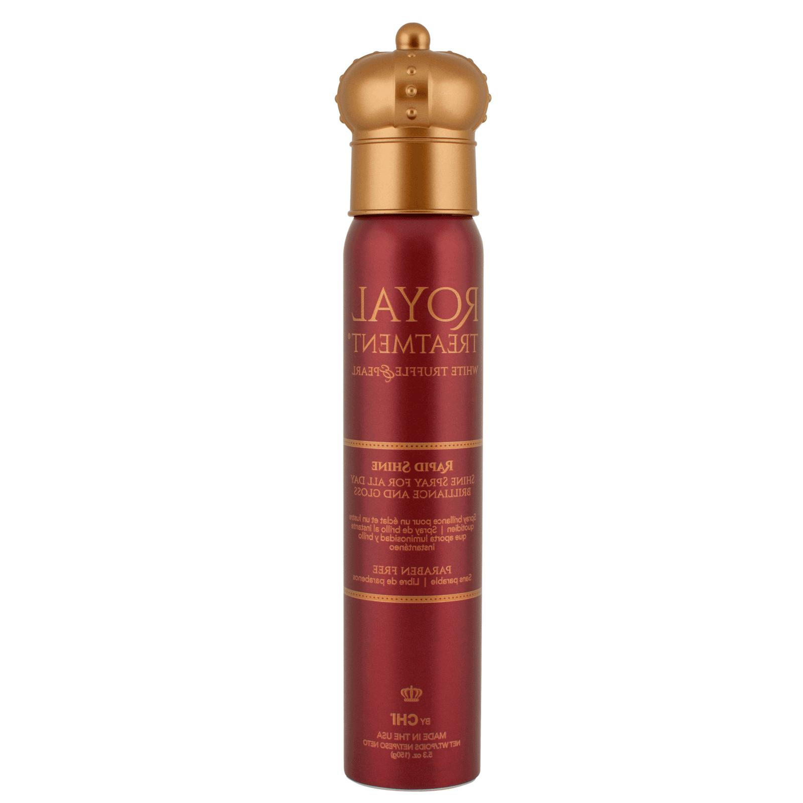 farouk royal treatment rapid shine spray 5