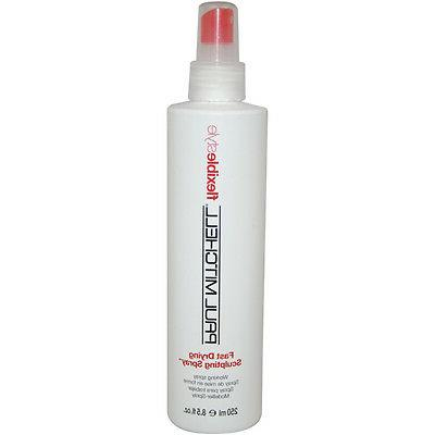 Fast Dry Sculpting Spray by Paul Mitchell Unisex 8.5 oz Hair