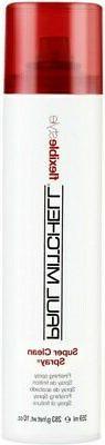 Paul Mitchell Flexible Style Super Clean Spray 1 0oz