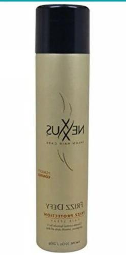 Nexxus Frizz Defy Frizz Protection Hair Spray Humidity Clima