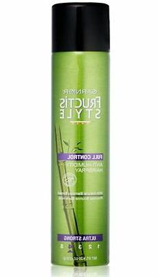 Garnier Fructis Style Anti-Humidity Hairspray Full Control 8