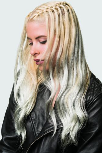 L'Oreal Paris Hair Color Colorista 1-Day Spray, Silver, 2 Ou