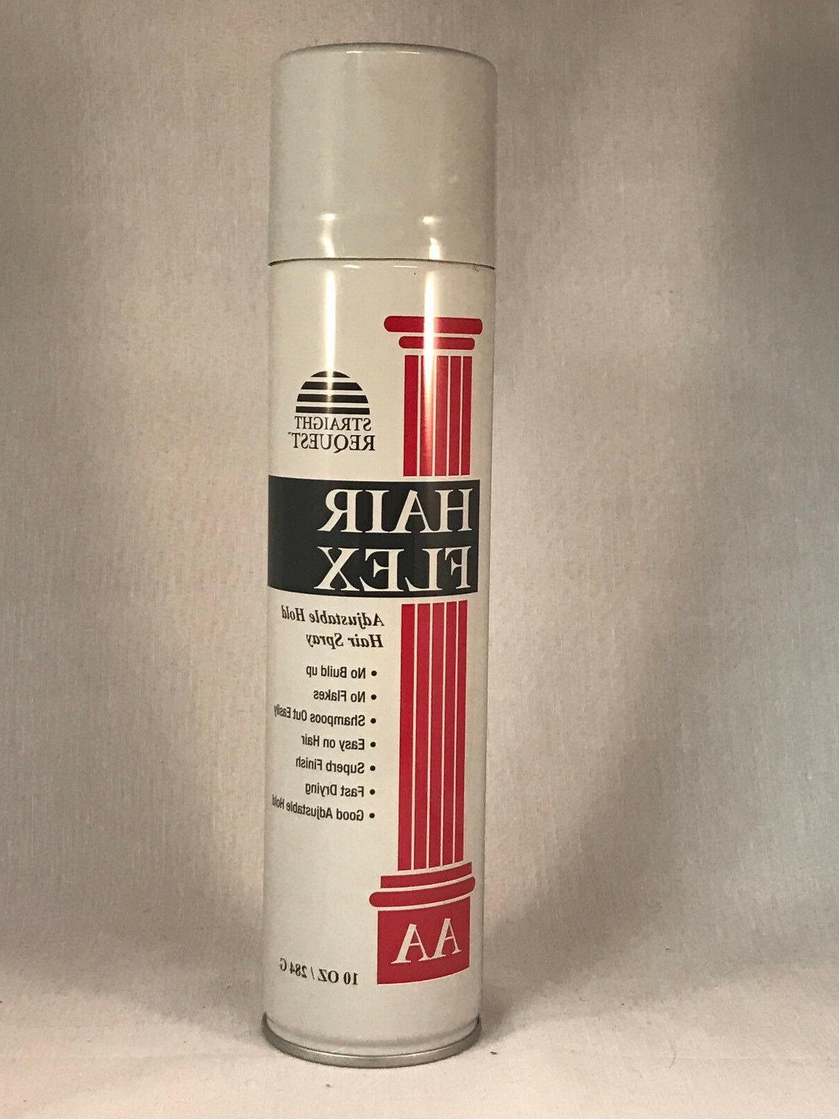 Straight Request Hair Flex Holding Spray 10oz