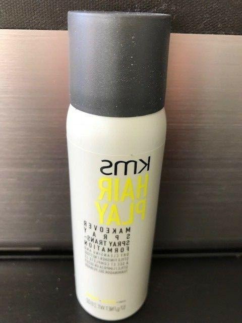 KMS Hair Play Makeover Spray 57 g / 2.0 oz New Free Ship