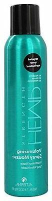Alterna Hemp Natural Strength Volumizing Spray Mousse 7.4 oz
