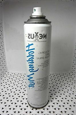 Nexxus HOLDING MIST Hair Spray Natural Hold 10.6 oz - NEW nb
