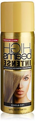 High Beams Intense Temporary Spray-On Hair Color - Blonde 2.
