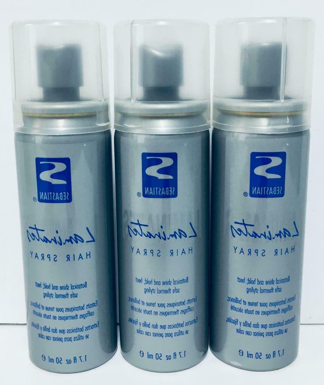 laminates hair spray botanical shine and hold