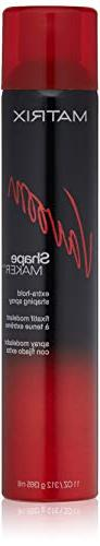VAVOOM by Matrix SHAPEMAKER EXTRA HOLD SHAPING SPRAY 11.3 OZ