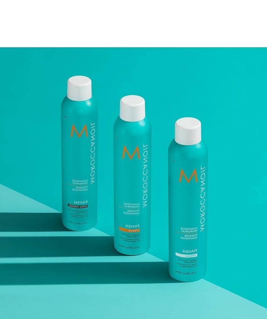 luminous hairspray 10oz choose strength