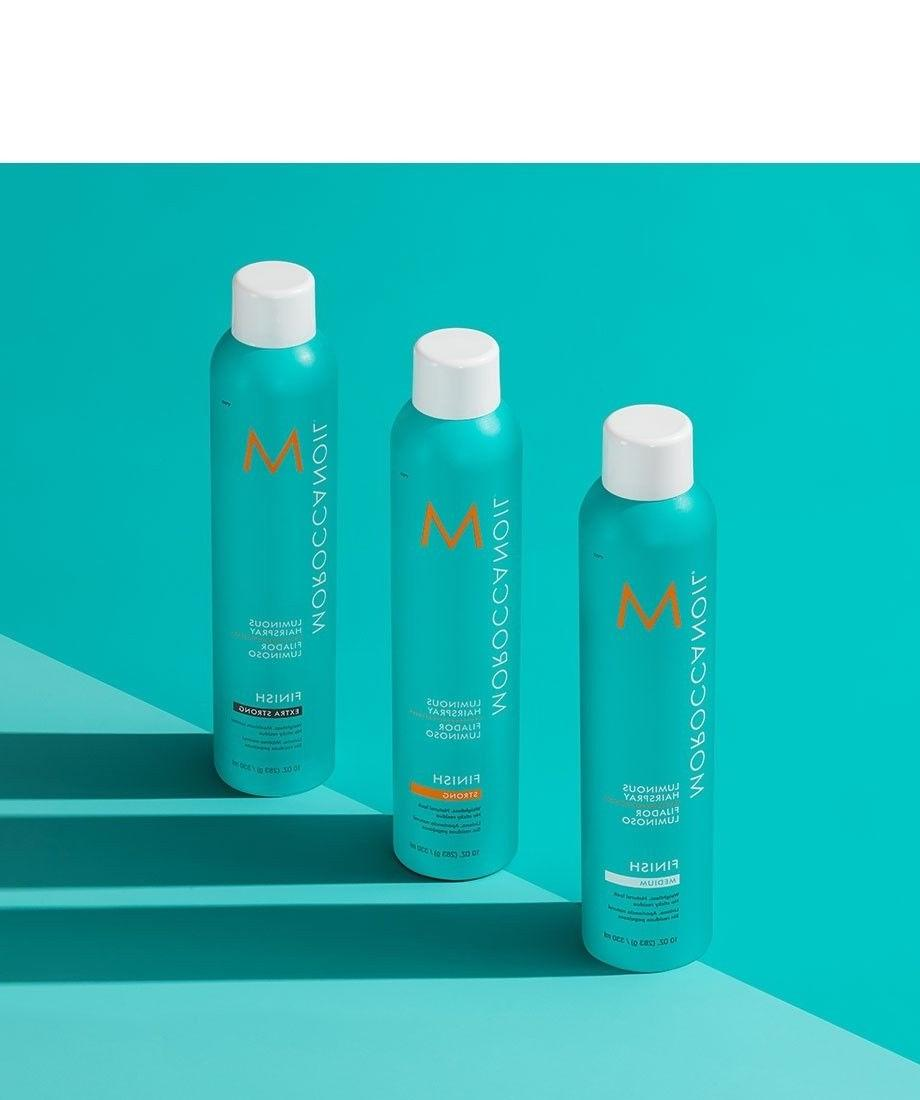 Moroccanoil Luminous Hairspray 10oz