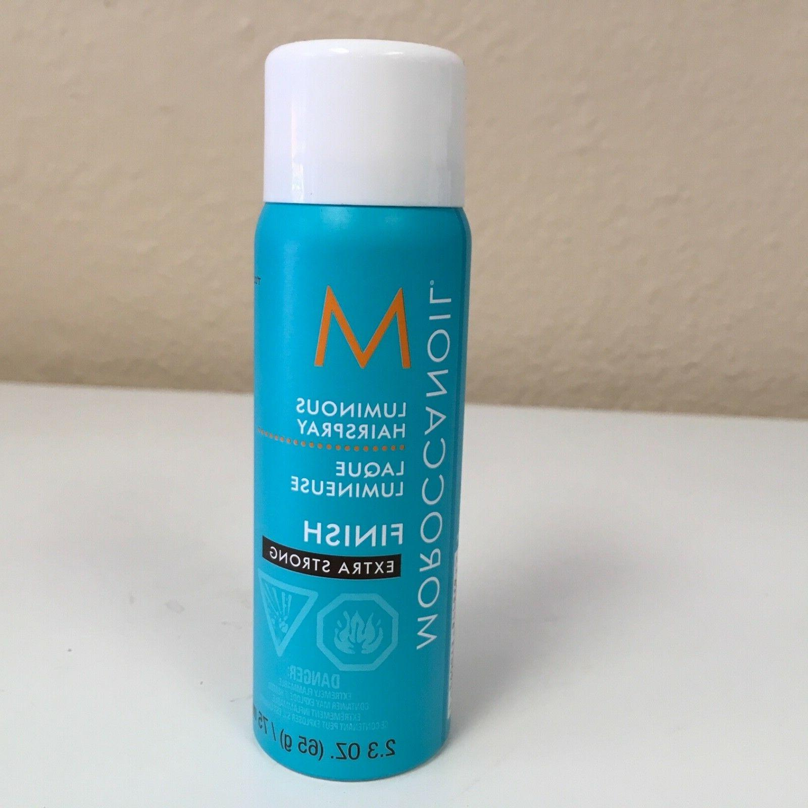 Moroccanoil Hairspray Strong ~YOU CHOOSE!~
