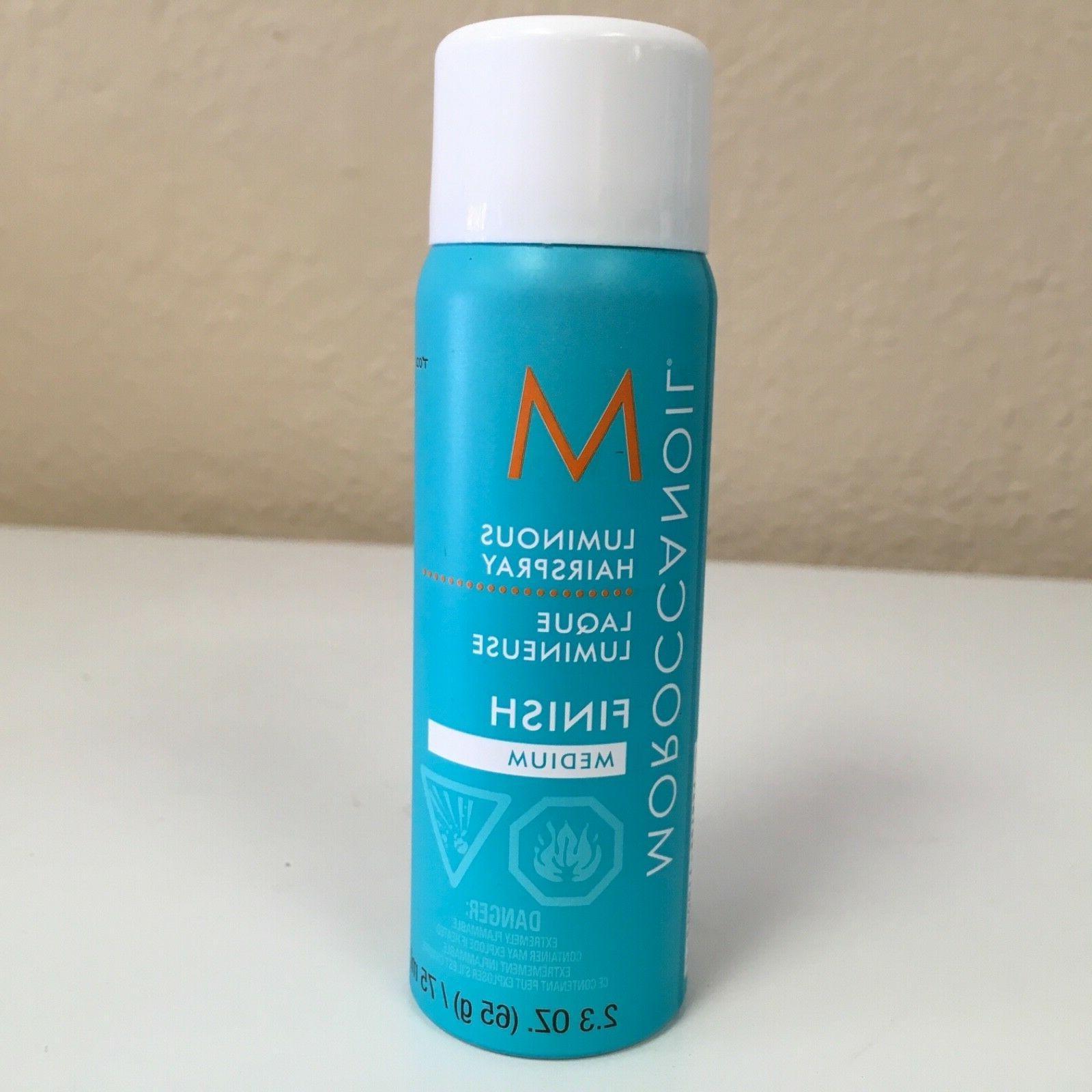 Moroccanoil Luminous Extra Strong Medium ~YOU