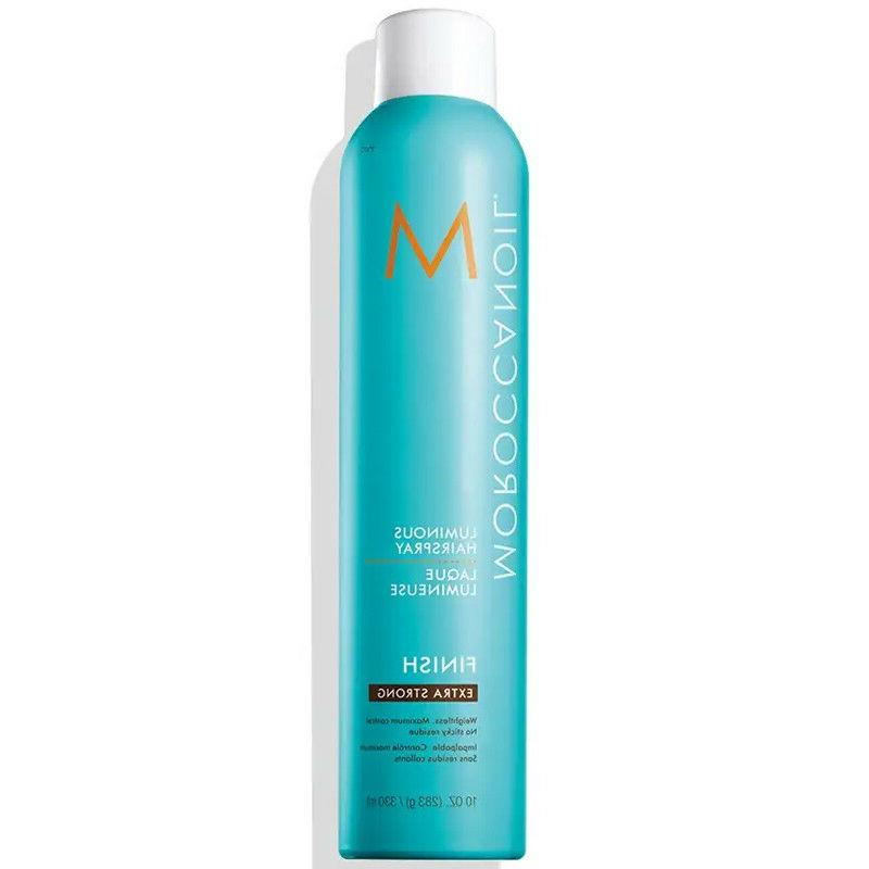 luminous hairspray extra strong spray 10oz 330ml