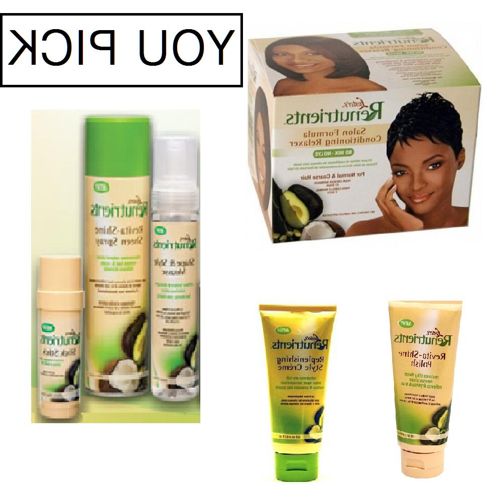 luster s renutrients hair care products you