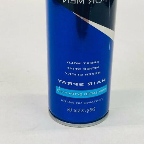 Consort Hold Unscented Extra HAIR 8.3 oz