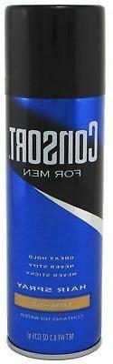 Consort for Men Hair Spray Extra Hold 2 Bottle Pack