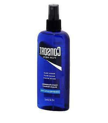 men hair spray non aerosol unscented