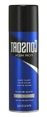 Consort for Men Hair Spray Regular 8.3 oz