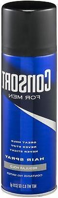 Consort For Men Hair Spray Regular Hold 8.3 oz